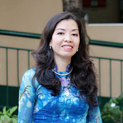 Dr. Trinh Thi Thanh Ngan