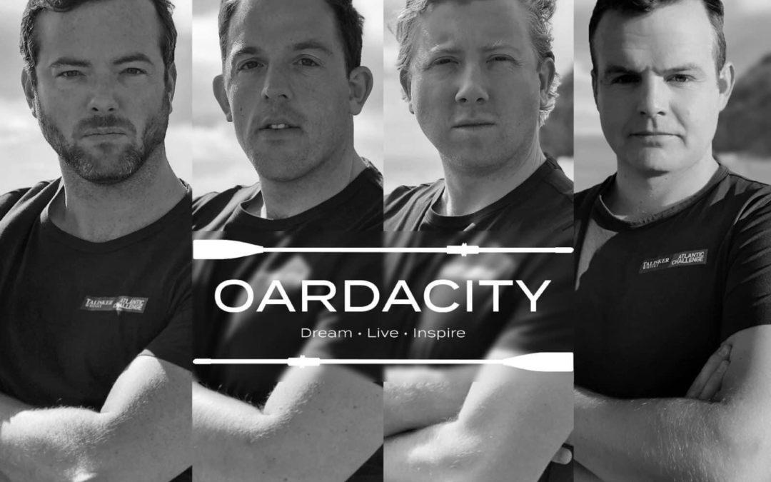 Team Oardacity – The Talisker Whiskey Atlantic Challenge